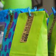 Monster University Party Return Gifts 2
