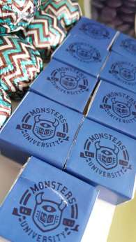 Monster University Party Food 12