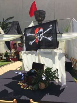 Pirate Theme Birthday Party Decoration 11