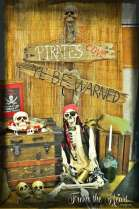 Pirate Theme Birthday Party Decoration 15