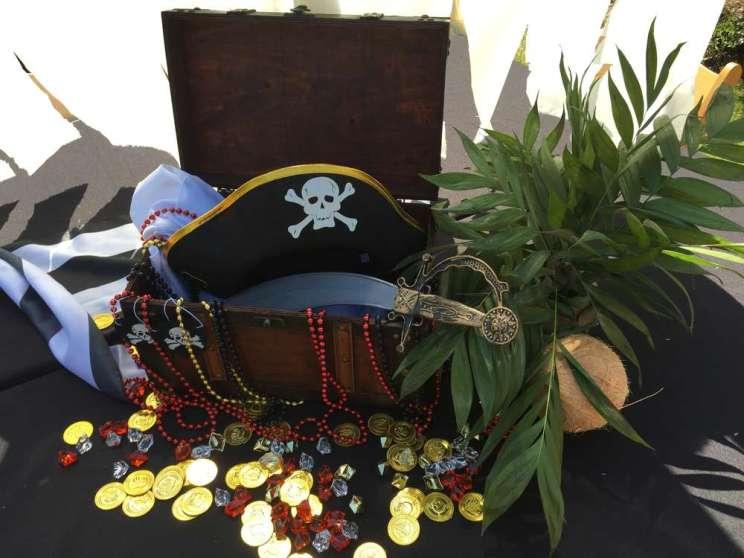 Pirate Theme Birthday Party Decoration 2