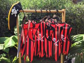 Pirate Theme Birthday Party Decoration 5