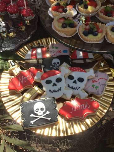 Pirate Theme Birthday Party Food 2