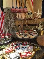 Pirate Theme Birthday Party Food