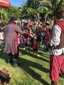Pirate Theme Birthday Party Pirates 2