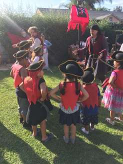 Pirate Theme Birthday Party Pirates