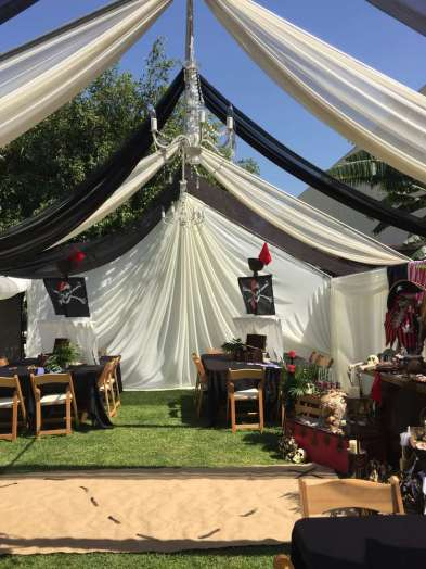 Pirate Theme Birthday Party Venue 4