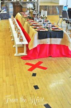 Pirate Theme Birthday Party Venue 5