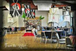 Pirate Theme Birthday Party Venue 6