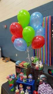 PJ Masks Theme Birthday Party Decoration 14