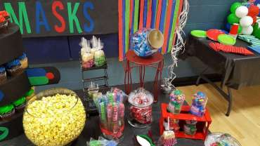 PJ Masks Theme Birthday Party Food 4