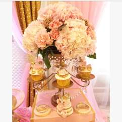 Princess Theme Baby Shower Decoration 4