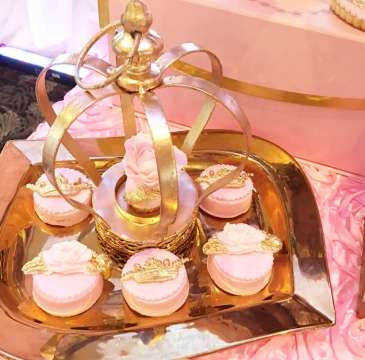Princess Theme Baby Shower Food