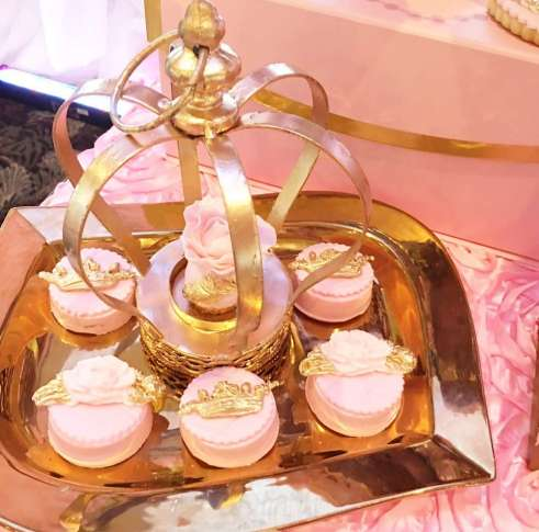 Princess Theme Baby Shower Food