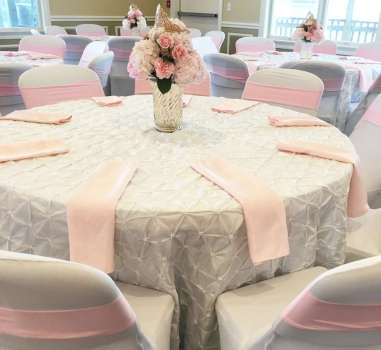 Princess Theme Baby Shower Venue