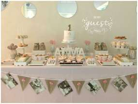 Vintage Theme Birthday Party Venue