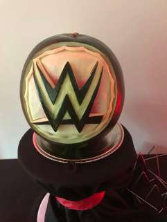 WWE Theme Birthday Party Decoration 4