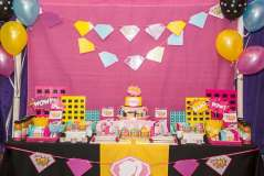 Barbie Theme Birthday Party Decoration
