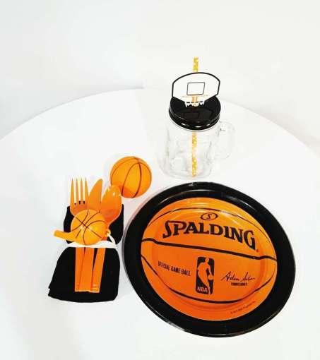 Basketball Theme Birthday Party Decoration 10