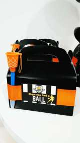 Basketball Theme Birthday Party Decoration 4