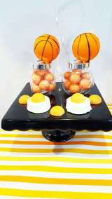 Basketball Theme Birthday Party Decoration 6