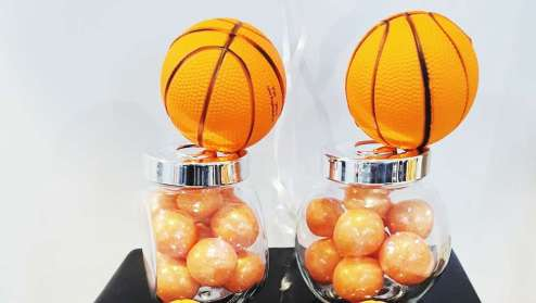 Basketball Theme Birthday Party Decoration 8