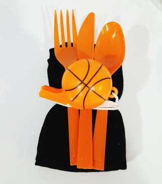 Basketball Theme Birthday Party Decoration 9