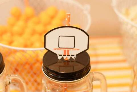 Basketball Theme Birthday Party Food 9