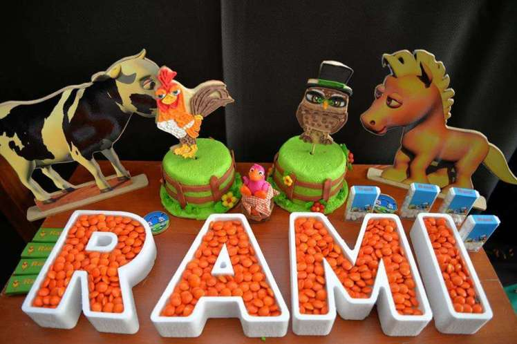Farm Theme Birthday Party Food 2