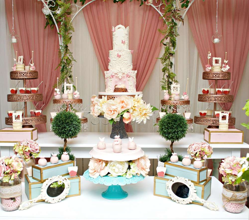 baby shower decoration garden theme baby shower venuemonk 30738