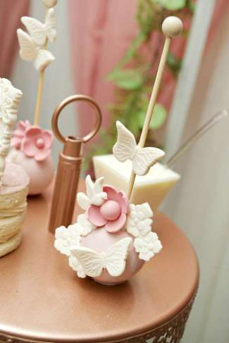 Garden Theme Baby Shower Decoration 2