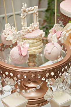 Garden Theme Baby Shower Decoration 4