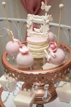 Garden Theme Baby Shower Decoration 5
