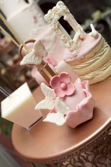 Garden Theme Baby Shower Decoration 6