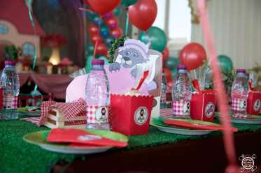 Little Red Riding Hood Decoration 5