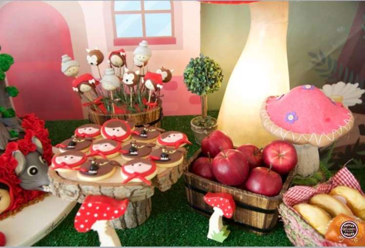 Little Red Riding Hood Food 3