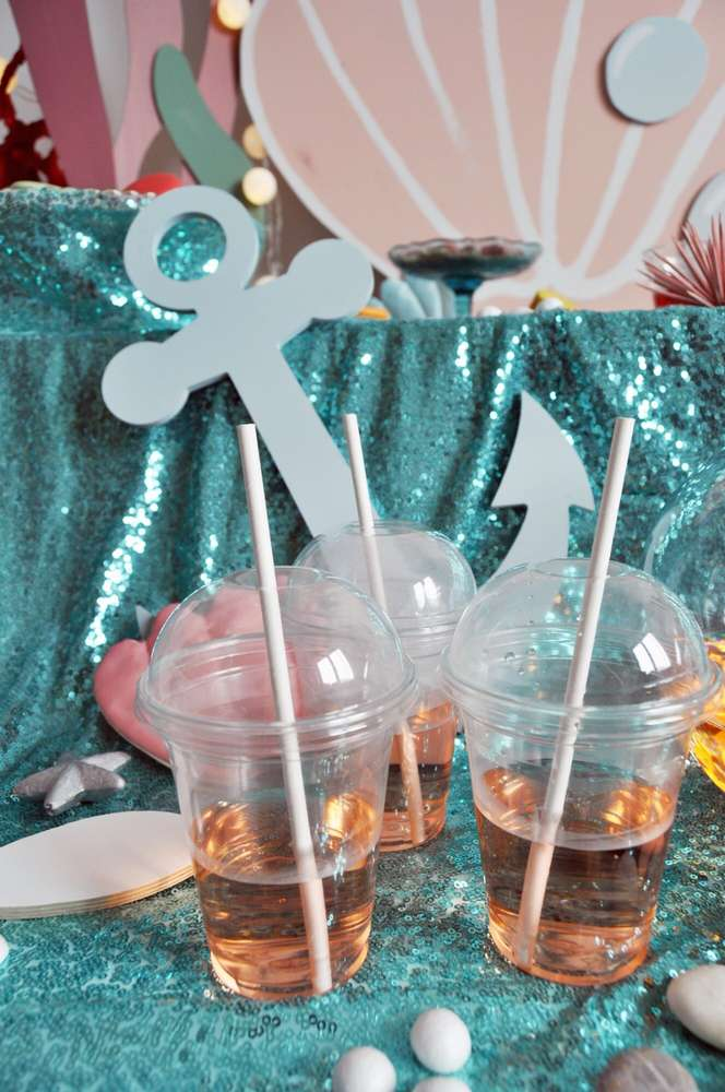 Mermaid Theme Birthday Party Food 1