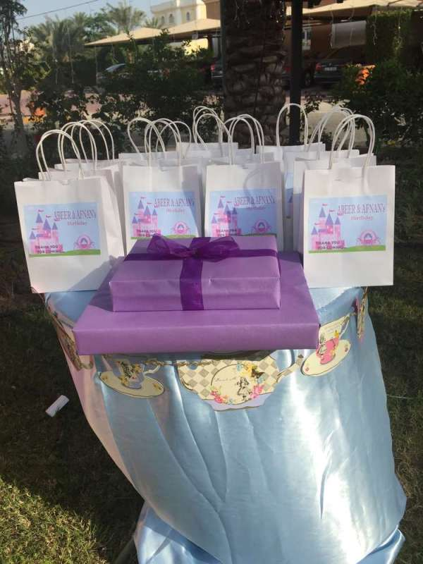 Princess Theme Royal Birthday Party Return Gifts