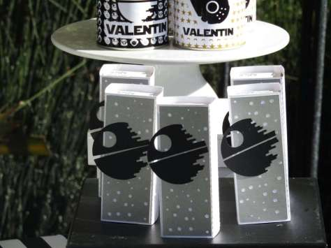 Star Wars Theme Birthday Party Decoration 7