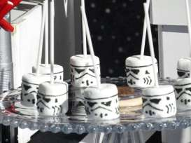 Star Wars Theme Birthday Party Food 4