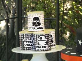 Star Wars Theme Birthday Party Food 5