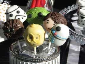 Star Wars Theme Birthday Party Food 7