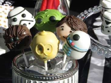 Star Wars Theme Birthday Party Food 7