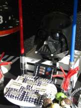 Star Wars Theme Birthday Party Food 8