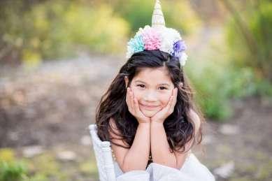 Unicorn Theme Birthday Party Birthday Girl 5