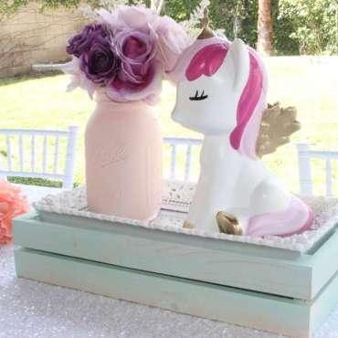 Unicorn Theme Birthday Party Decoration 2