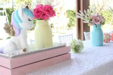Unicorn Theme Birthday Party Decoration 3