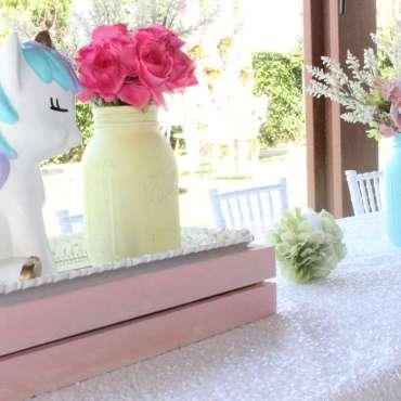Unicorn Theme Birthday Party Decoration 3
