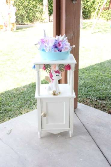 Unicorn Theme Birthday Party Decoration