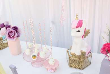 Unicorn Theme Birthday Party Food 4
